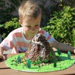 NO FEE PIC 13/06/2020 Cormac O hAnnaigh from Bray aged 6 with his 'Sugarloaf Chocolate Pisachio Cake'  was the overall winner in the 5-8 age of Catherine Fulvio's Creative Bake-off for Wicklow's VIRTUAL Cruinniú na nÓg.  Wicklow County Council was immensely proud to present a virtual showcase of youthful creativity online on June 13th announcing the winners of each competition and a whole range of incredible photos, stories, videos, films, songs, dream catchers, creative baking, crafting and a kaleidoscope of colour, imagination and excitement.