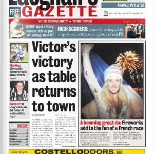 Dun Laoghaire Gazette – Fireworks