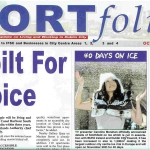 Portfolio Front Page
