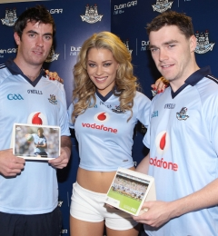 Launch of Dublin GAA Calendar
