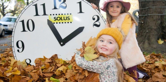 New Solus Survey reveals what Irish really think about the clocks going back